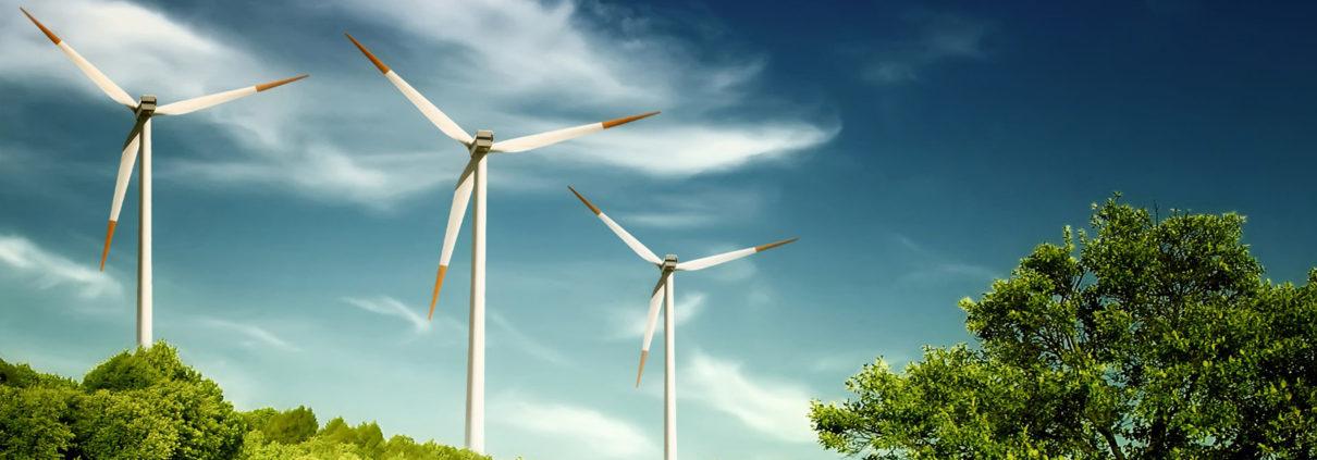 Energía eólica, más limpia y sostenible