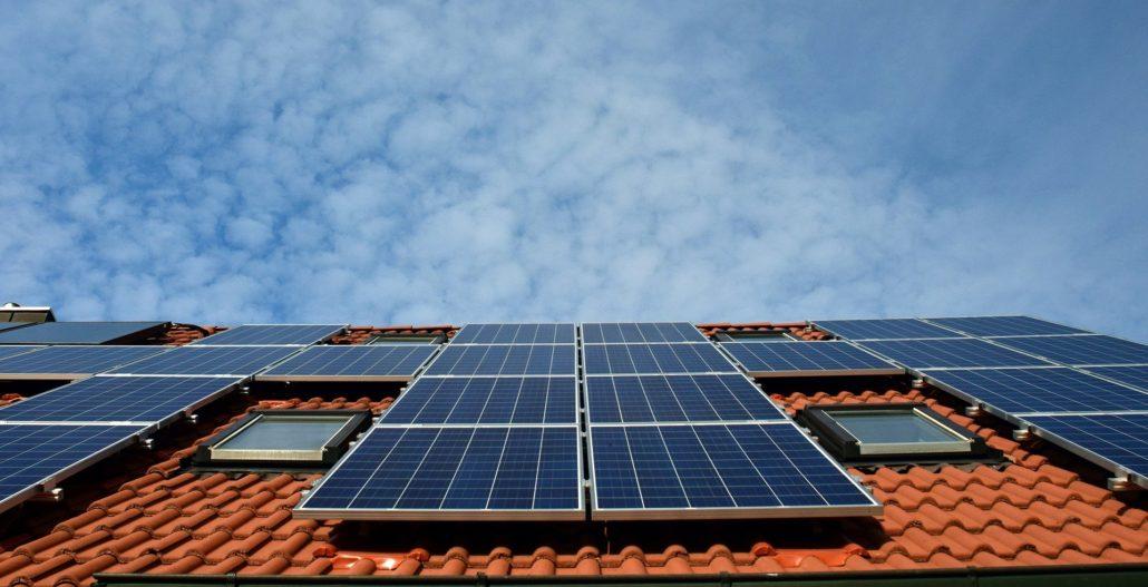 Placas solares para autoconsumo colectivo